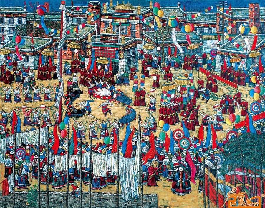 曾任第二届中国山水画油画风景展评委.多次参加全国美术作品展览.